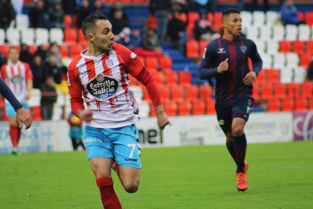 David Ferreiro, ahora en la SD Huesca