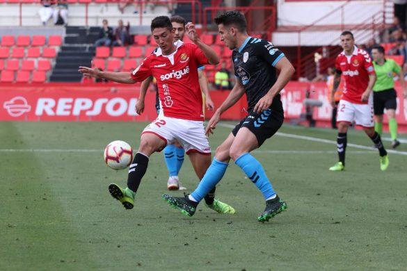 Jugadores del Nàstic Lugo