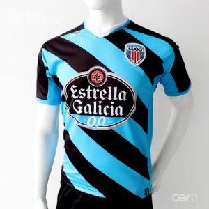 Tercera camiseta CD Lugo 2013 2014