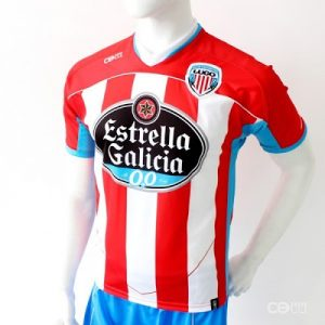 Camiseta CD Lugo 2013 2014