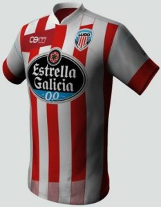 Camiseta CD Lugo 2014 2015