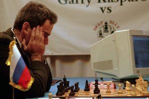 Previa entre Garri Kasparov y Deep Blue