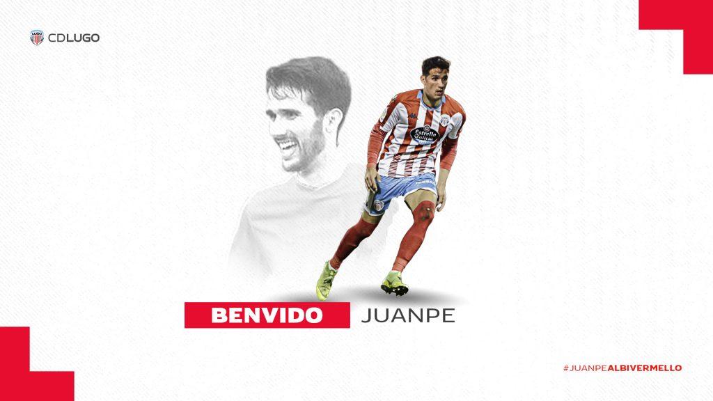 Juanpelele ficha por el CD Lugo
