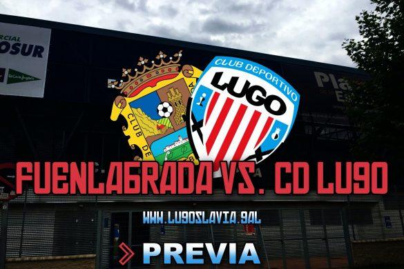 Previa Fuenlabrada Lugo
