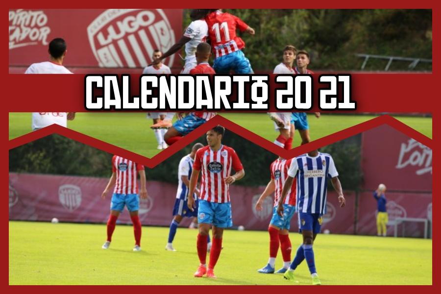 Calendario CD Lugo Liga SmartBank Segunda División 2020/2021