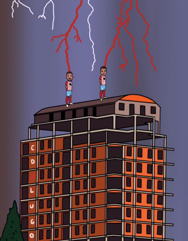 As torres do Garañón