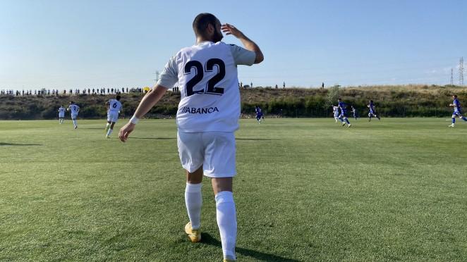 Ponferradina 0 - 1 CD Lugo pretemporada