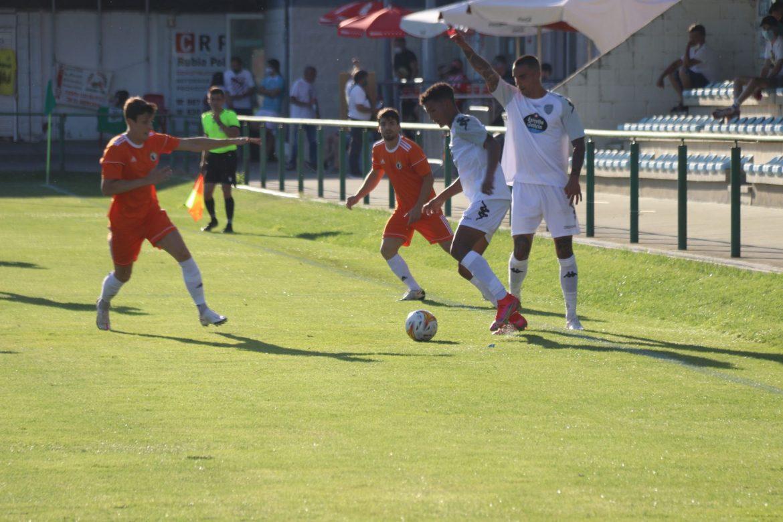 CD Lugo 0 - 0 Burgos pretemporada