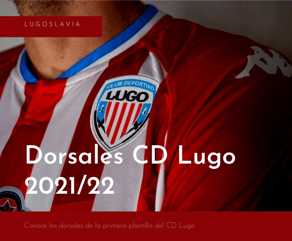 Dorsales CD Lugo Lugoslavia