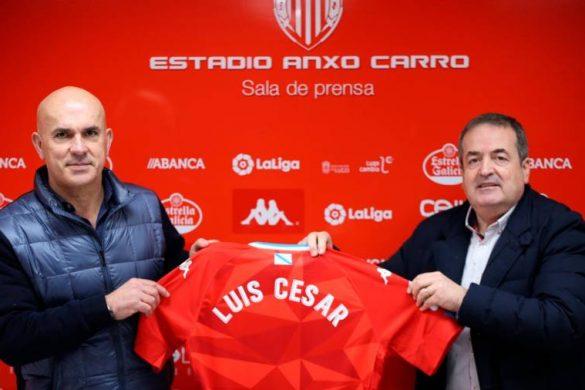 Luis César y Tino Saqués