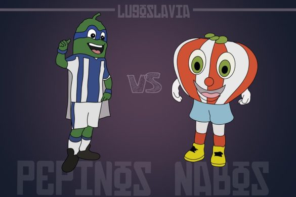 Previa Leganés Lugo Pepino vs Nabic Lugoslavia
