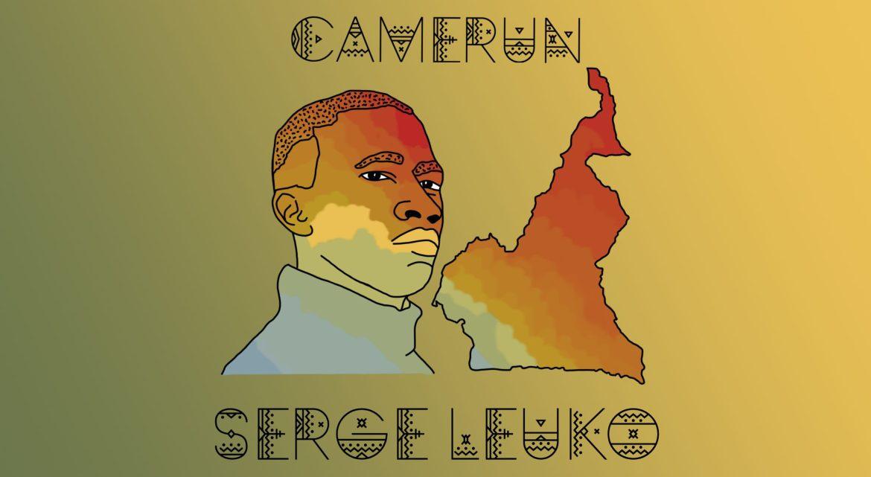 Serge Leuko Fútbol de África Lugoslavia